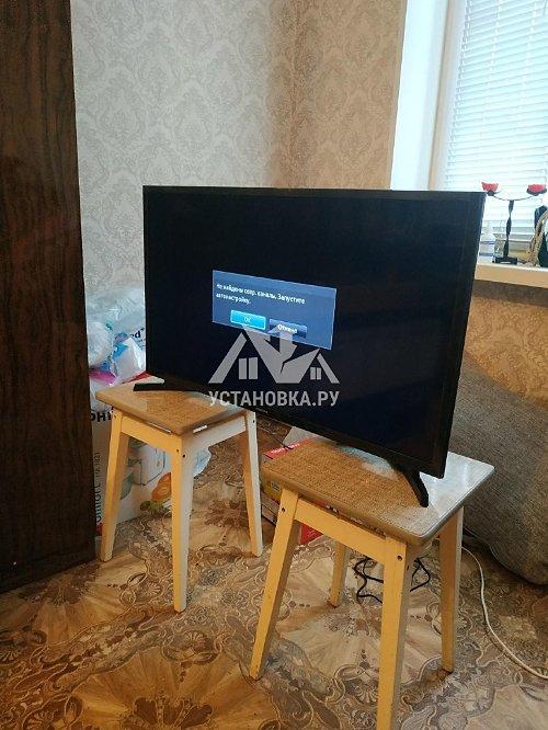 Установить новый телевизор LG