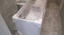 Установить мойдодыр Marino 120 bianco lucido - MARINO-1200-2C-SO-BL-P - 1