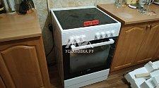 Установить новую электрическую плиту Beko