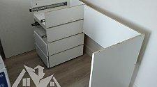 Собрать письменный стол в районе Домодедовской