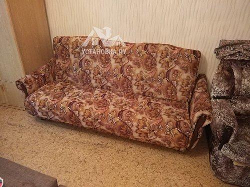 Разобрать диван
