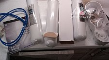 Установить фильтр питьевой воды OMOIKIRI