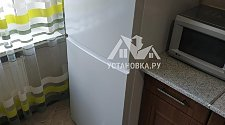 Перенавесть двери на холодильнике