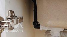 Установить накладную мойку Blanco Favos Mini Silgranit PuraDur