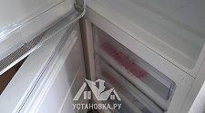 Перевесить двери на новом холодильнике Indesit