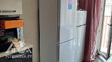 Установить холодильник