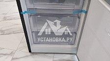 Установить новый отдельностоящий холодильник Норд на Озёрной