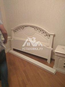 Разобрать и упаковать мебель