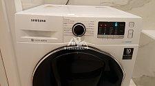 Установить стиральную машину соло Samsung WD80K5410OW