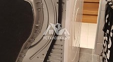 Установить сушильную машину SIEMENS WT47XKH1OE в колонну