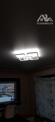 Установить светильники в частном доме