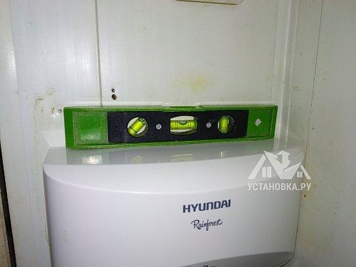 Установить проточный водонагреватель Etalon