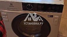 Установить стиральную машину встраиваемую