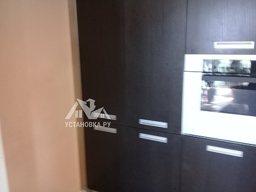 Установить встраиваемый холодильник Zanussi ZBB 46465 DA