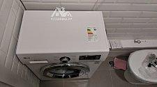 Установить новую стиральную машину LG