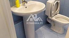 Произвести сантехнические работы в районе Баррикадной