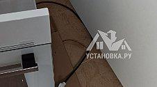 Установить электрический духовой шкаф Electrolux EZB 52410 AW