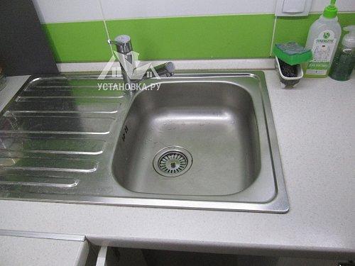 Установить фильтр питьевой воды Аквафор Фаворит