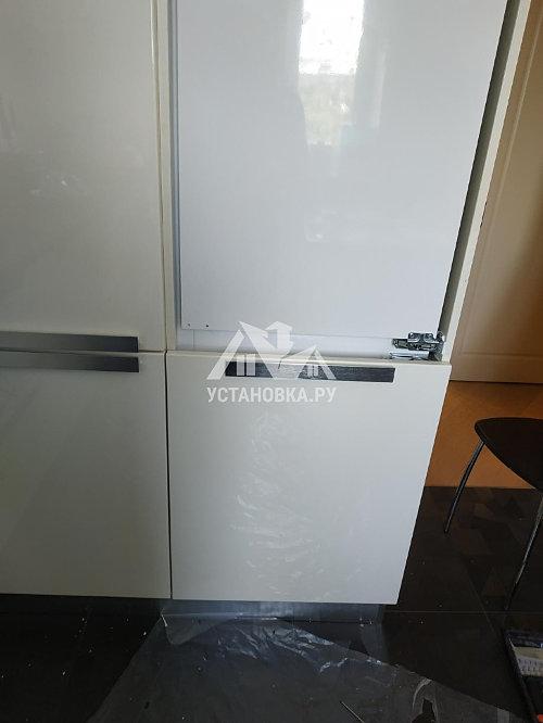 Установка холодильника Gorenje