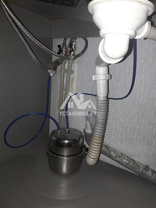 Установить новую отдельно стоящую посудомоечную машину Hotpoint Ariston