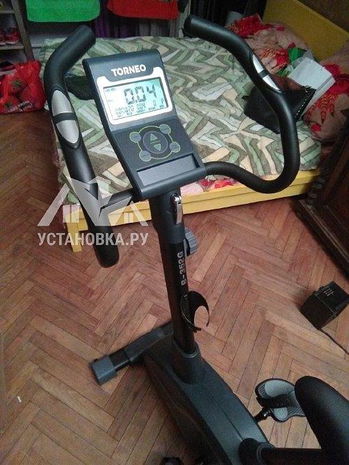 Собрать велотренажер Torneo Vita Magnetic bike