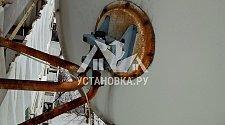 Демонтировать старую спутниковую тарелку с балкона