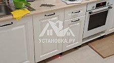 Установить встраиваемую посудомоечную машину Bosch SPV6HMX1MR