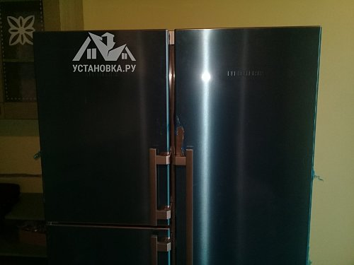 Установить холодильник Liebherr SBSes 8473