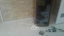 Монтаж интернет кабеля в кабель канале
