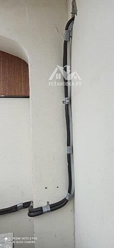 Установить кондиционер Abion ASH-C098BE / ARH-C098BE