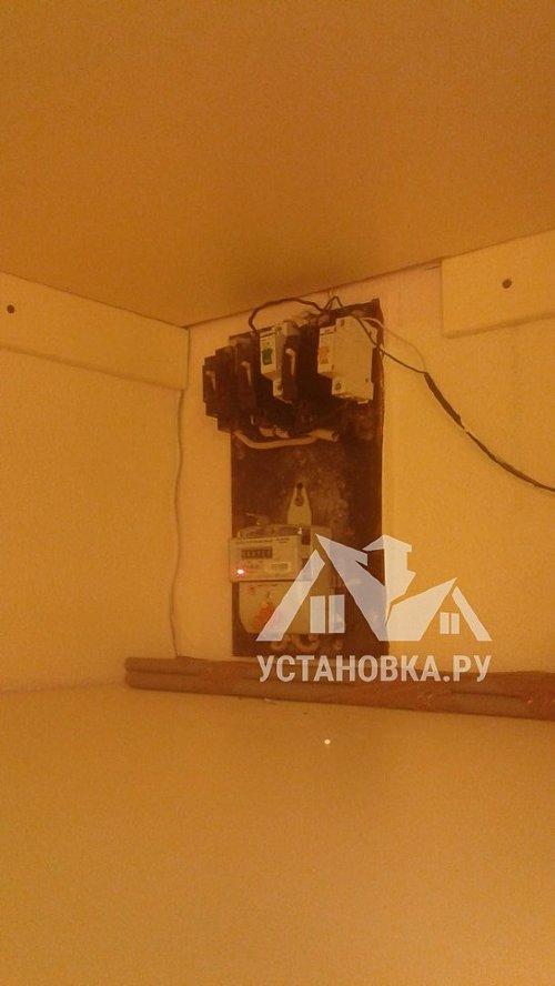 Сделать диагностику электроцепи в одной части квартиры