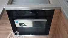 Установить электрический духовой шкаф Beko BIMM 25400 XMS