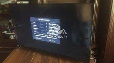 Установка телевизора и настройка каналов.