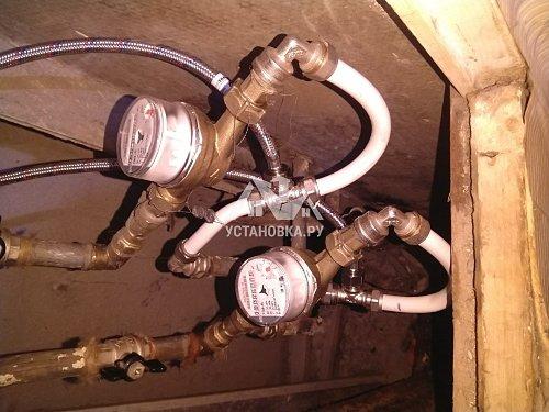 Подключить водонагреватель в Климовске