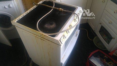 Демонтировать электрическую канди-трио