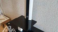 Собрать стол письменный и стойку под телевизор с кронштейном
