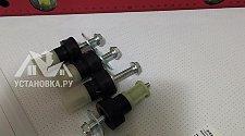 Демонтировать и установить отдельно стоящую стиральную машину Электролюкс в ванной комнате