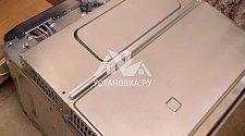 Установить электрический духовой шкаф Bosch HBF534ES0R