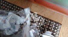 Демонтировать и установить сифон под раковиной