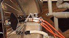 Установить новую накладную мойку Teka Angular 2B