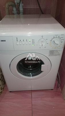 Установить новую стиральную машину Zanussi FCS 825 C