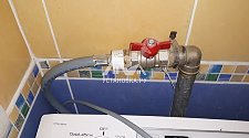 Установить новую стиральную машину Brandt WTD 6384 K