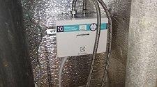 Подключить проточный водонагреватель