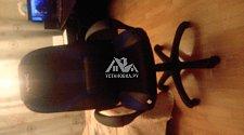 Собрать новое компьютерное кресло БЮРОКРАТ Viking-8