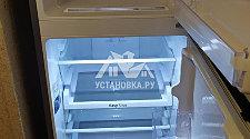 Установить отдельностоящий холодильник Samsung RT-22HAR4DSA