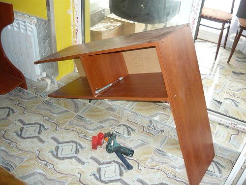 Собрать мебель в Рыбхозе