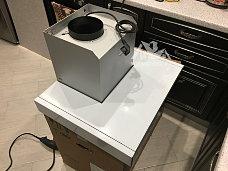 Установить купольную вытяжку Elikor Агат 60Н-1000-Е4Д