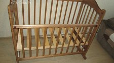 Собрать в квартире детскую кроватку