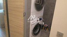 Установить сушильную машину Bosch WTW876H0OE в колонну