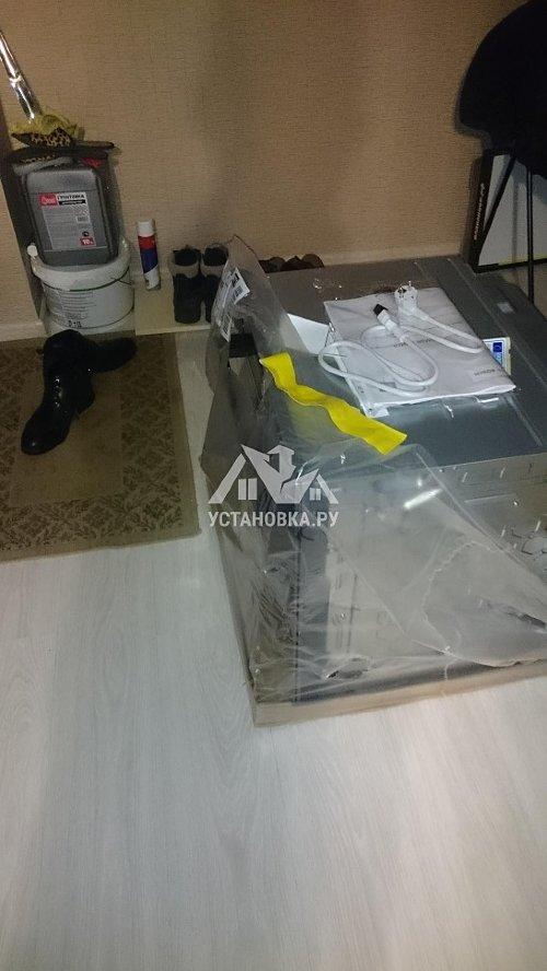 Установить электрический духовой шкаф Bosch в районе метро Щёлковская